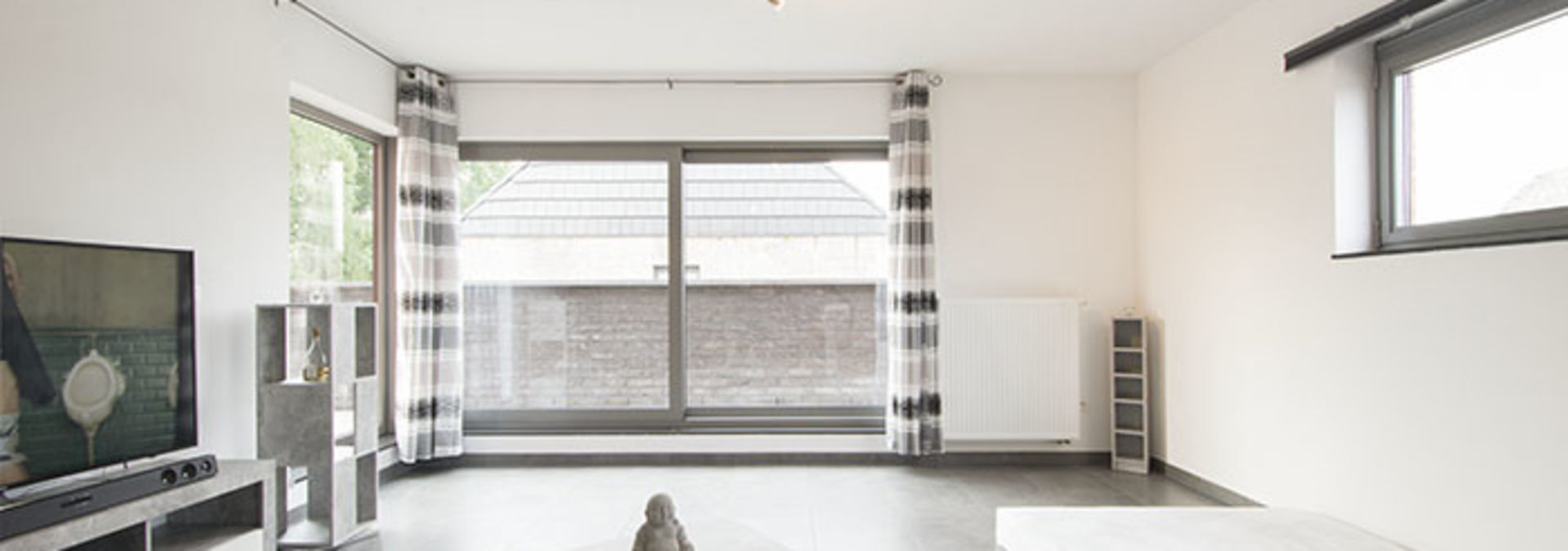 Fantastisch duplex appartement met terras en garage